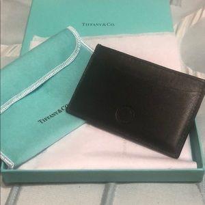 Tiffany & Co credit card wallet